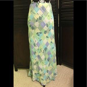 Pastel Spring Skirt